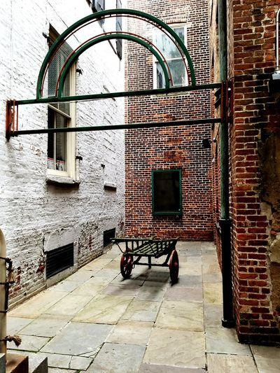Architecture Window Built Structure Arch Day No People Building Exterior Outdoors City EyeEm Failure Cannon Walk South Street Seaport New York New York City