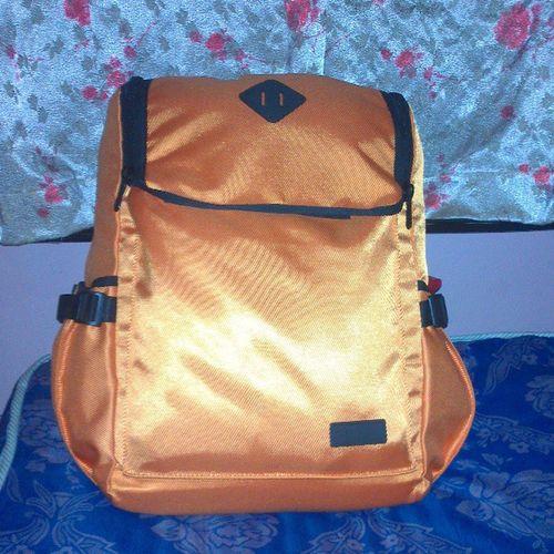 Done pack all my stuff in 1 bag only Taksabarnakbalik