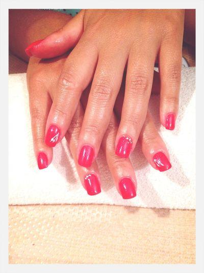 Myhome Nail Polish Nails Beautiful #mywork