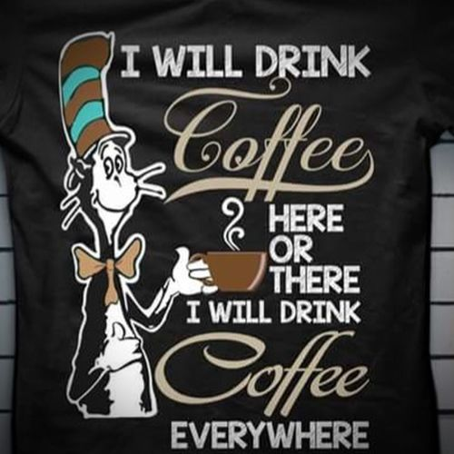 O yes yes I will!😍☕️ Good morning☕️💋 I Need Coffee Daily Text Post Text