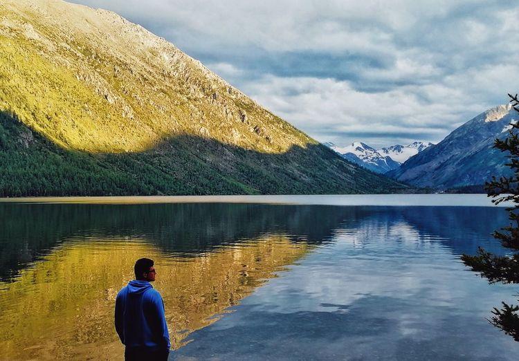 Water Lake Real