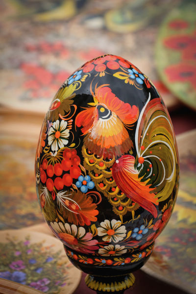 Art And Craft Close-up Creative Cultural Tradition Cultures Easter Easter Eggs Easteregg Eastereggs Egg Floral Pattern Focus On Foreground Handmade Handmade Fair Multi Colored Paint Pattern Tradition