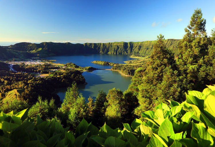 Archipelago Atlantic Azores Azores Islands Laguna Laguna Azul Landscape_Collection Portugal Sete Cidades Touristic Travel Travel Photography Azores, S. Miguel Day Europe Grenn Landmark Landscape_photography Outdoors Sete Cidades Azores Summer Tourism Travel Destinations Volcanic  Volcanic Landscape