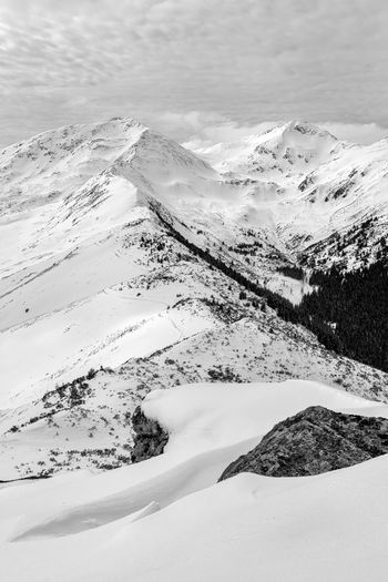 winter landscape Black & White EyeEm Best Shots EyeEm Nature Lover EyeEm Selects EyeEm Gallery Beauty In Nature Black And White Blackandwhite Cold Temperature Day Frozen Landscape Mountain Mountain Range Nature No People Outdoors Scenics Sky Snow Snowcapped Mountain Tranquil Scene Tranquility Travel Destinations Winter Shades Of Winter The Great Outdoors - 2018 EyeEm Awards