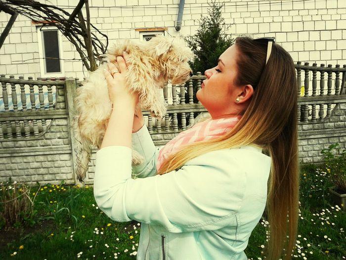 Polishgirl Dog ♥ Tofi
