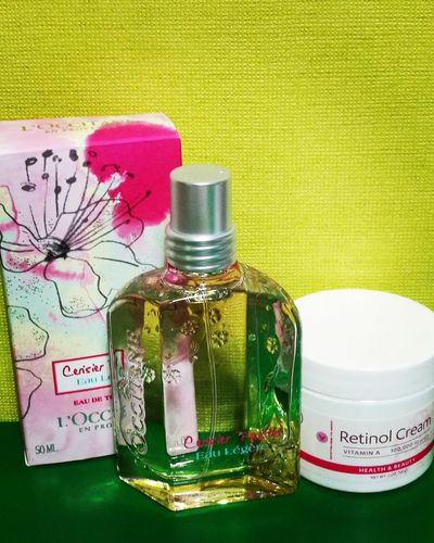 Eaudetoilette Present Daugther Korean Family Beauty Thank You ❤ RetinolC Loccitane