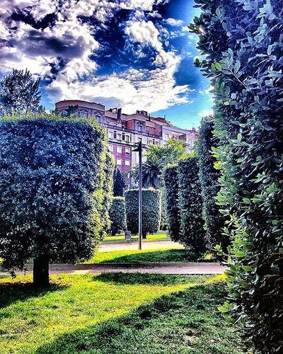 Turopark Park Parque  Puisto Parc Barcelona Bcn Bcnexplorers Bcndreamers Thebarcelonist HDR Hdr_lovers Hdr_pics BEST_HDR_ARCHIVE Tv_hdr Apseasons_springcontest16