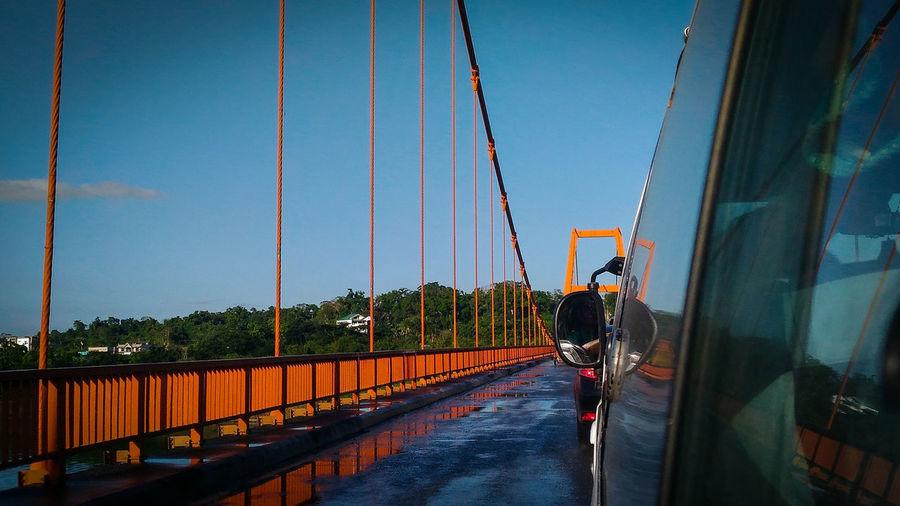 cagayan's own golden gate Golden Gate Bridge Magapit Bridge Bridge Backseat Bandit