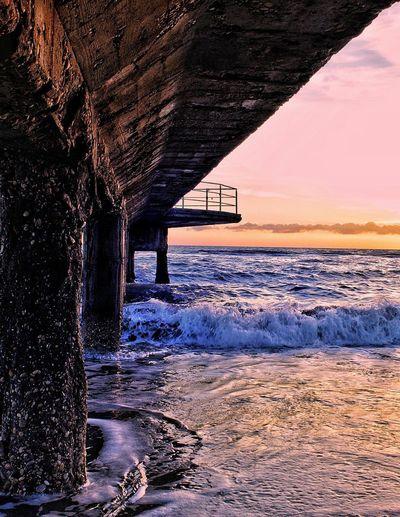 Water Sea Sky