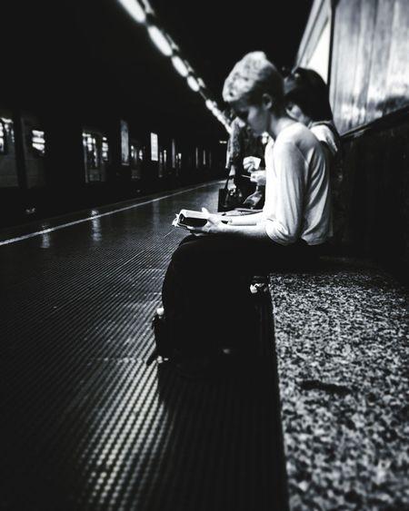 Monochrome Photography Street Eyeemphoto Colour Of Life Milano City Metropolitana