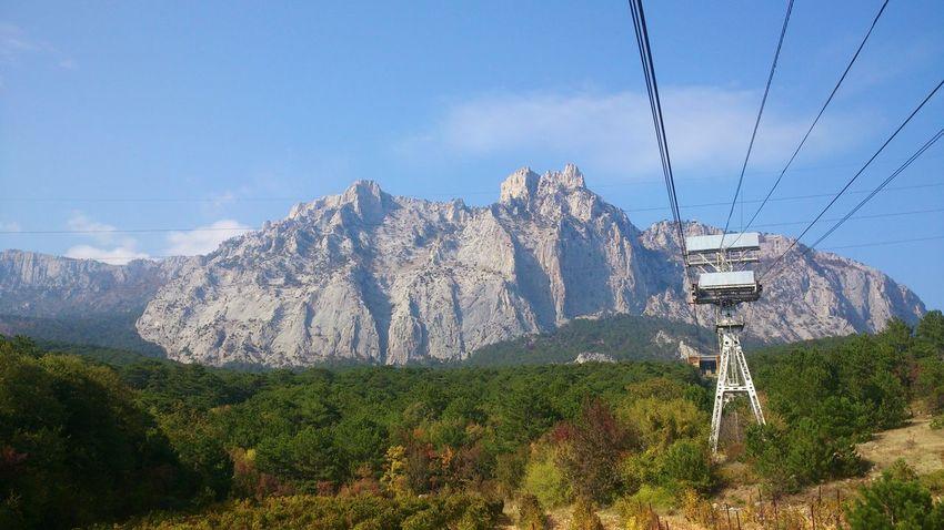 Crimea Landscape Mountain