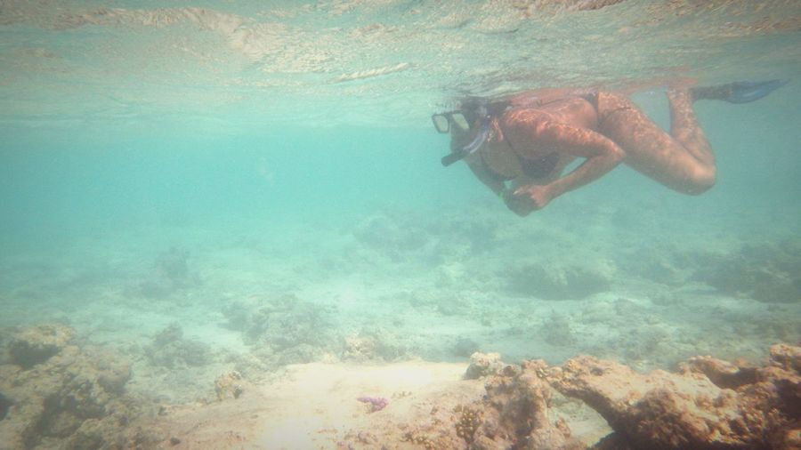 Down Under Hello World Check This Out That's Me Escaping Sea Swimming With The Fish Swimming Water_collection Water Blue Wave