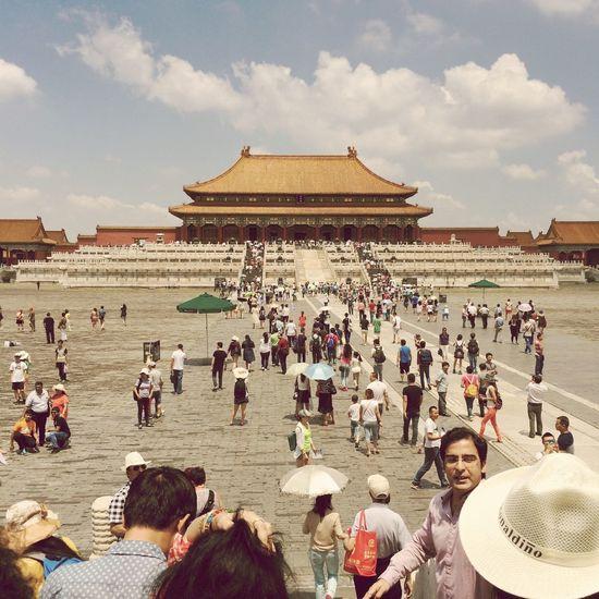 Forbidden Places Beijing IPhone Hipstamatic
