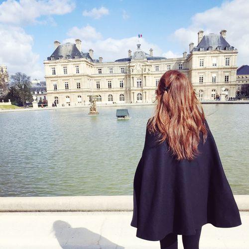 Paris Enjoying Life Holidays Girl Me Good Morning Model Nature_collection Light And Shadow Nature
