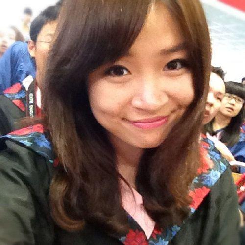 卒業式 Graduation Iphonesia Instapic instadaily photooftheday swufe college girl asian instagirl instafriend chinese cute