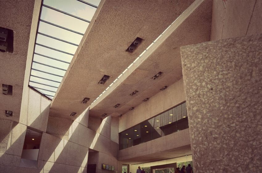 Architecture Great Performance Mexico City Museo Rufino Tamayo