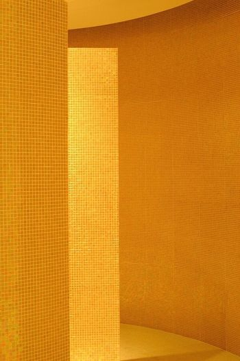 Art Is Everywhere Yellow Architecture Indoors  Textured