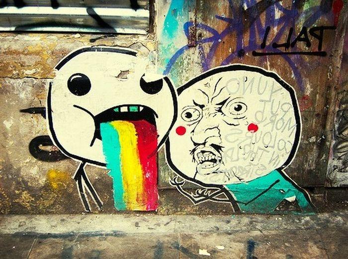 Graffiti Streetart
