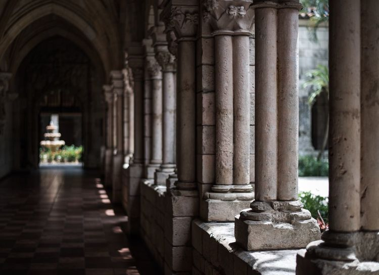 Building Monastery Eyeemphotography Daytime Depth Of Field EyeEm Traveling Interior Built Structure Architecture Architecture_collection Architectural Detail Structures Structure Florida Mood Views Wanderlust