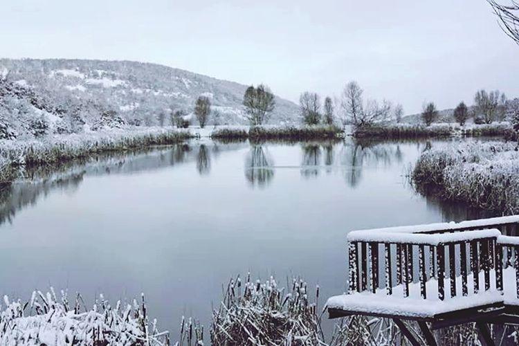Güzel bir kış manzarası... First Eyeem Photo