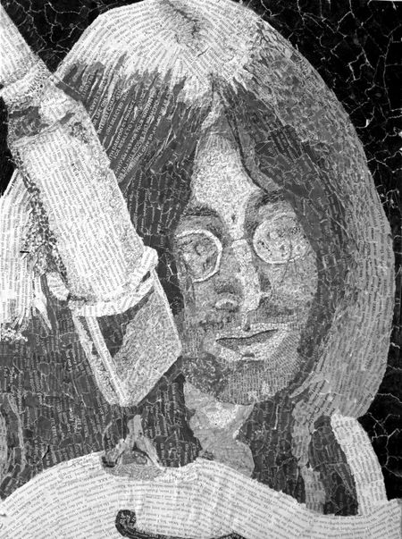 Lennon Art Art And Craft Art And Craft Art Work Artist Artistic Beatles Collage Collage Art Collage Collection Collage Portrait Collages Icon Iconic Icons Icons Of The 20th Century John Lennon John Lennon - Imagine Lennon Montage Montage Photography Musical Heroes The 60s The Beatles The Beatles