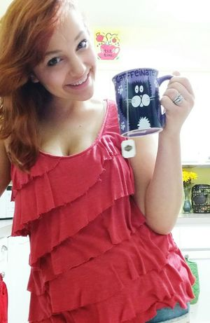 You all know i love cups! Gaha. Still waiting for more items off my wishlist. Buy so we can get some photoshoots done! http://www.amazon.com/registry/wishlist/G1V9QDYNFT56 Embers Cups Smile Tea Time Hanging Out Taking Photos Check This Out That's Me Hello World