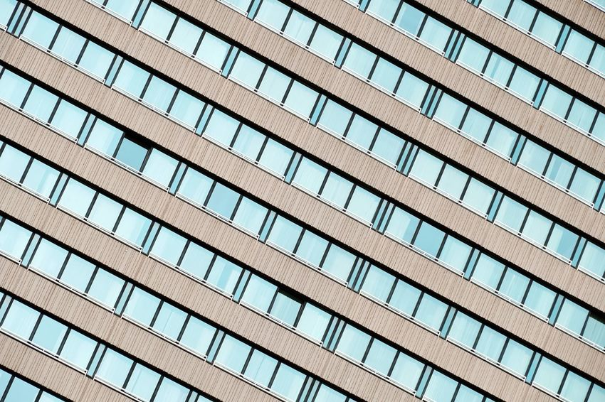 Façade The Architect - 2018 EyeEm Awards Abstract Architectural Feature Architecture Brutalism Building Building Exterior Built Structure Low Angle View Modern Pattern Repetition Skyscraper