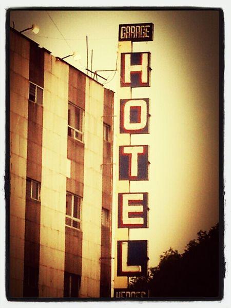 Hotel guerrero..