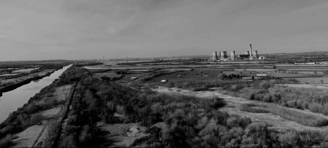 Dji Phantom No People Day Sky Tranquility Landscape
