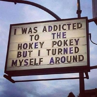 AND THAT'S WHAT IS ALL ABOUT! SeanKnows Addiction HokeyPokey Turnaround