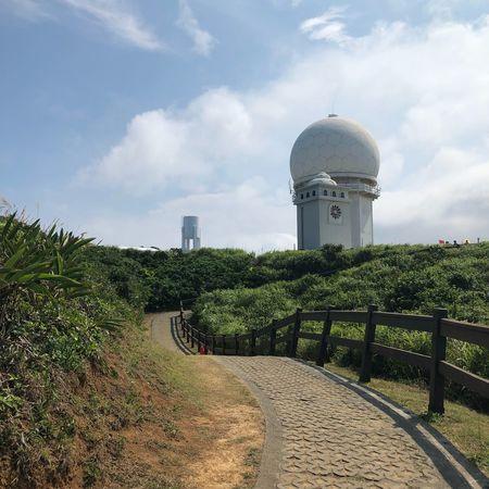 Lighthouse Cloud - Sky Sky Built Structure Architecture Nature Plant No People