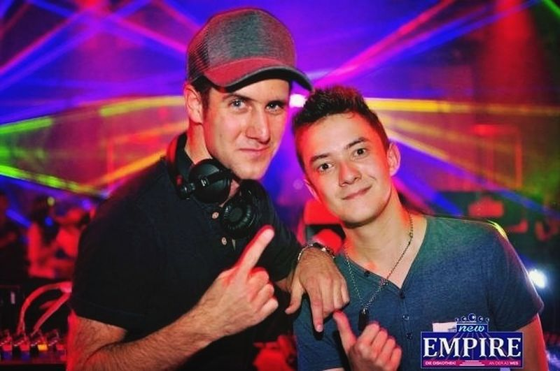 Me and mr. Dj David keeven Nightlife People New-empire That's Me