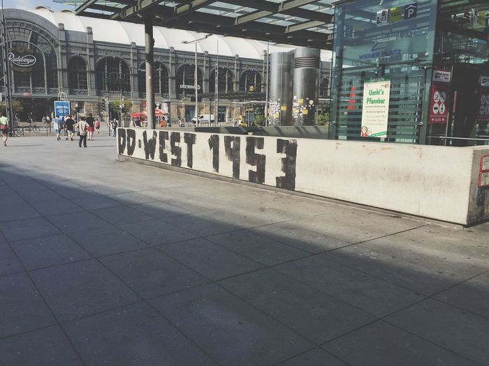 Dresden Liebe Love Dynamo West 1953