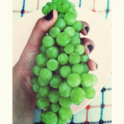 Grape Foodporn VSCO Vscocam
