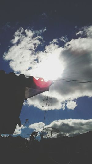 Sol se escondendo First Eyeem Photo