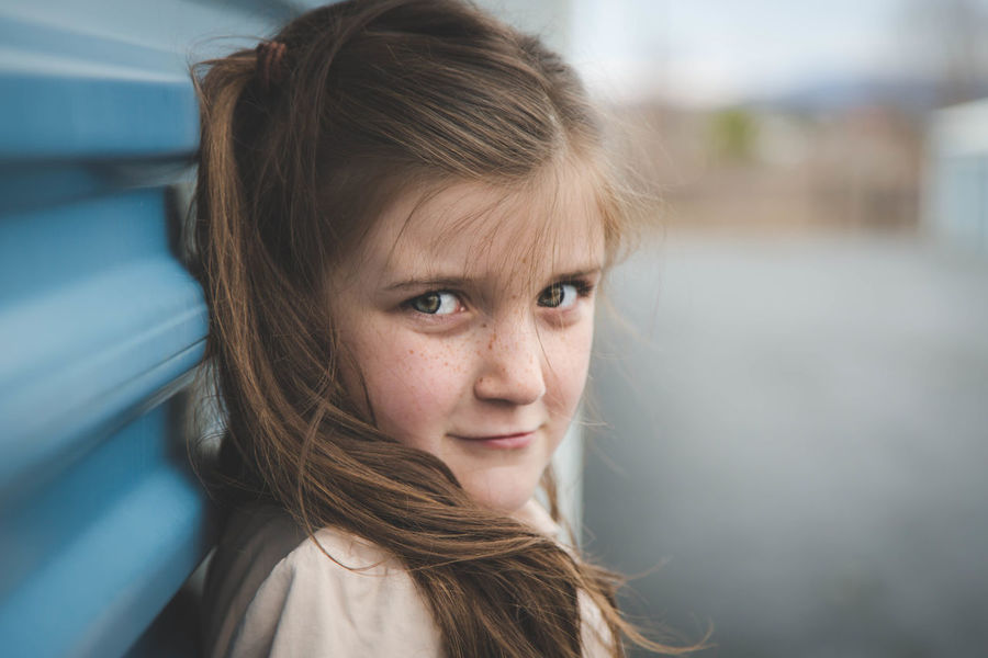 This girl had an amazing first day at her new school and this mama's heart is happy.? People EyeEm Best Edits Tadaa Community Eye4photography  Popular Photos EyeEm Best Shots Depth Of Field The Portraitist - 2015 EyeEm Awards