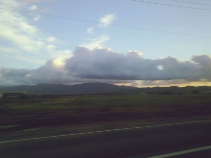 California Cloudy Corona Nature