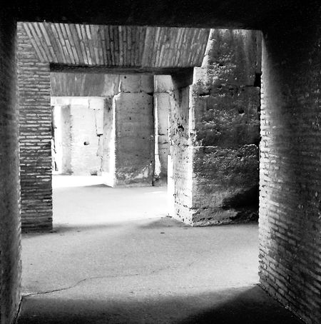 Colosseum The Colosseum, Rome Roma Rome Rome Italy Old Architecture Old Structures Monument Famous Place Tourist Attraction  Stone Black & White Monochrome Travel Tourist Photography