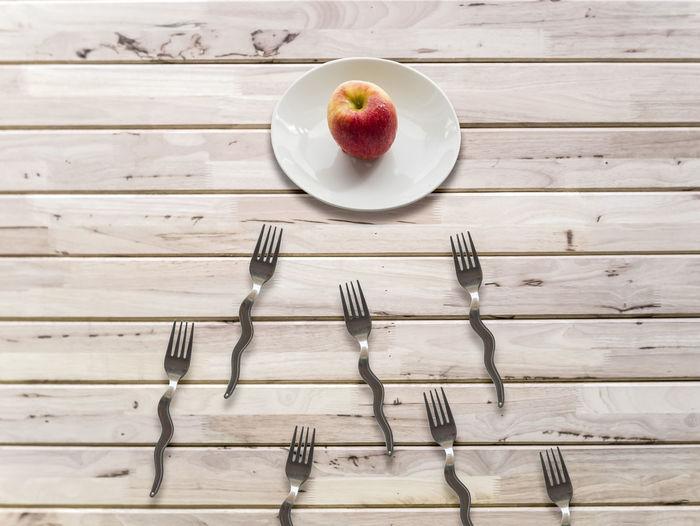 concept apple