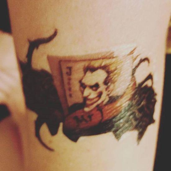 🃏💣 Batty temporary Tattoo Harleyquinn MistahJ ArkhamCity Arkham Gotham SuicideSquad Batshitcrazy Cosplay Joker Batman BMan Dccomics Vixen CockDisciple IGotYourCrazy Puddin