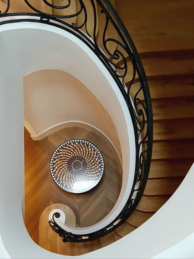 Spiral Spiral Staircase Pattern High Angle View No People Indoors  Close-up Architecture Fibonacci Fibonacci Ratio Spiralstaircase Spiral Design Spiral Pattern Spiralstairs Spiral Stairs Spirals Stairs Staircase Samsung Galaxy S7 Samsung S7