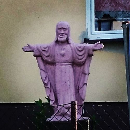 Pinkjesus loves you JAPKO