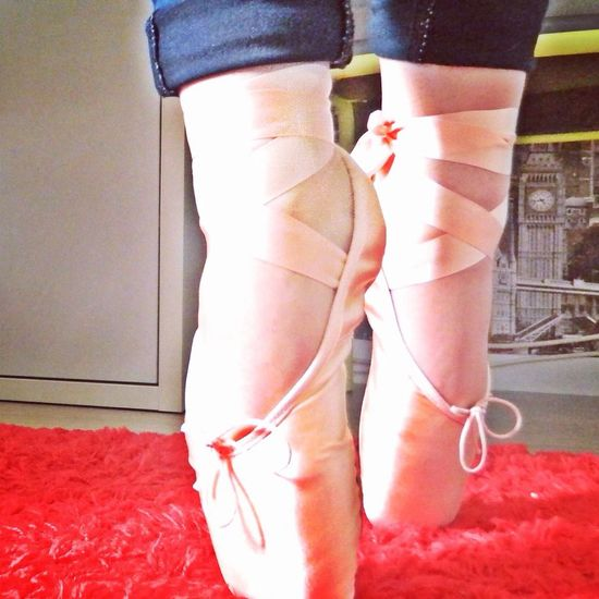 New <3 Myself Dance Pointes Ballet