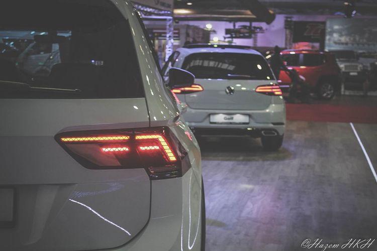 Car Carphotography Cars Motorshow Golf VW Tiguan Golf R