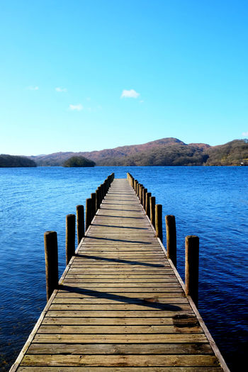 Beautiful Coniston Waters Deserted Scapes Lake District Lake District National Park Peaceful View Pier Symetrical Symetry Tranquility Beautiful Jetty Coniston Coniston Water Deserted Deserted Places Jetty Jetty View Lake View Peaceful Moment Peaceful Place Tourist Destination Tranquil Scene Uk Uk England