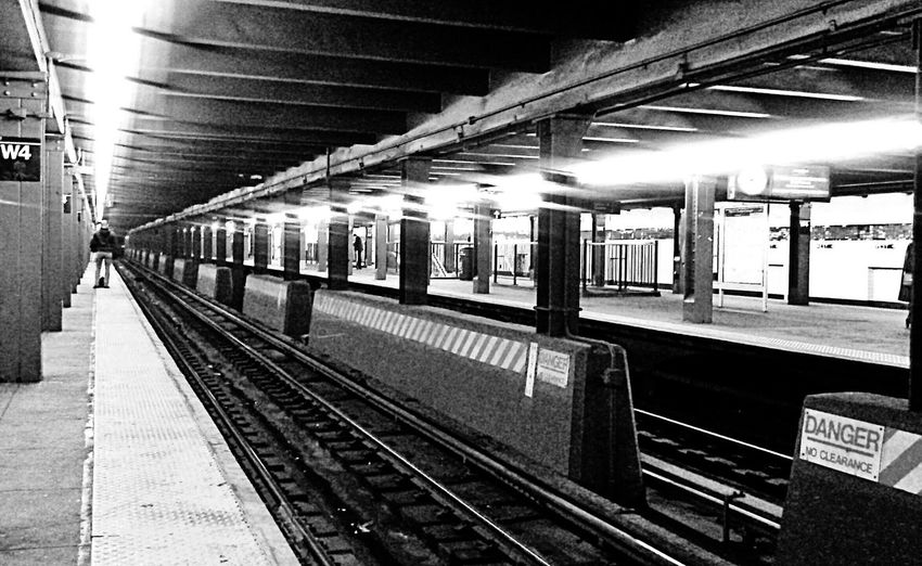 Subway Station Black And White Photography Night Out Friendship. ♡   Birthday Dinner Good Times
