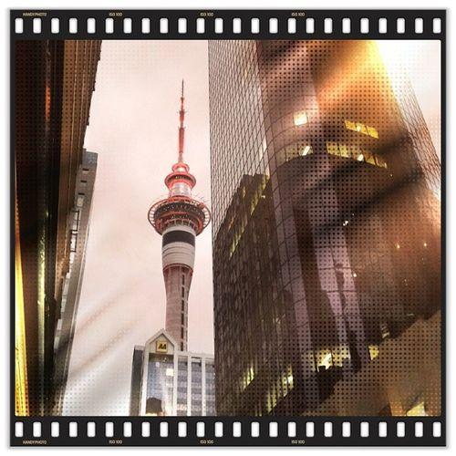 Auckland Nzherald Art Skyscraper skylovers