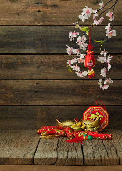 2019-2020 Wood Wooden Table Chinese Year New Background Red Festival Space Lunar Decoration Celebration Culture Asian  China Oriental Spring Food Traditional Gold Flower Blossom Holiday Prosperity ASIA Greeting Copy Lay Flat Plum Ornament Tradition Celebrate Fortune Packet Symbol Festive Happy Luck Envelope Good Pig Japanese  Happiness Rat Minimal Background Poster Wood - Material Freshness Food And Drink No People Close-up Indoors  Plant Flowering Plant Still Life High Angle View Nature Plank Healthy Eating Pattern Wood Grain
