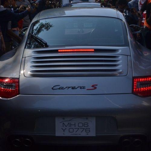 PΩRSCHΣ ¢αяяєяα Porsche Carrera Supercar Cars Car Instacar Nikon Instamumbai SuperCarClub Scc ParxSuperCarShow2014 Power Speed Instamumbai Mumbai InstagramSucksInCroping