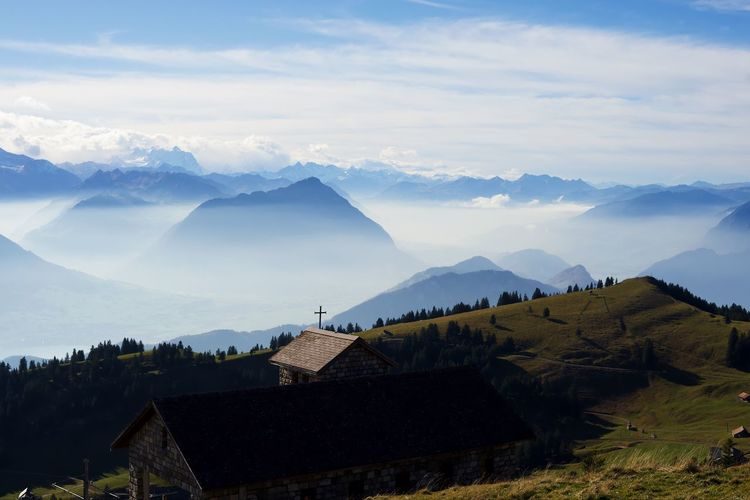 Rigi mountain